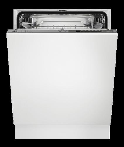 Image of AEG FSB41600Z beépíthető 13 terítékes integrált mosogatógép