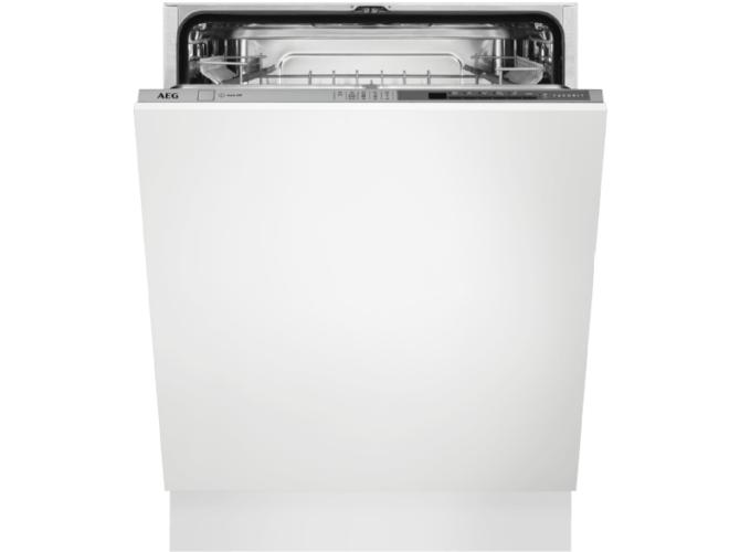 Image of AEG FSE53630Z beépíthető 13 terítékes integrált mosogatógép