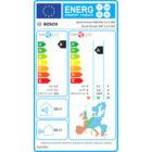 Bosch Climate 5000 5,3 kw-os inverteres split klíma