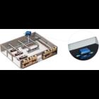 Vents VKH 4E 310 EC Radiális Tetőventilátor Műanyag Bevonatú Acélházban Erősebb Motorral