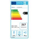 Electrolux ERF2404FOW Hűtőszekrény fagyasztórekesszel