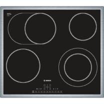 Bosch Serie 6 PKN645F17E üvegkerámia főzőlap