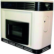 Lampart Gála Elegance 50 K 5,5 kW Kéményes Gázkonvektor