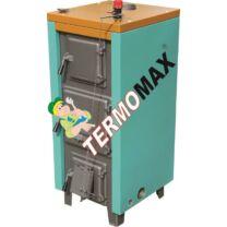 Termomax 34 Vegyes tüzelésű kazán + burkolattal + huzatszabályzóval
