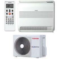 Toshiba RAS-B10UFV-E/RAS-10N3AV2-E Parapetes split klíma csomag 2,5 kW