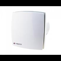 Vents 100 LDTH Zárt előlappal szerelt dekor ventilátor (fehér) Időkapcsolóval és Páraérzékelővel
