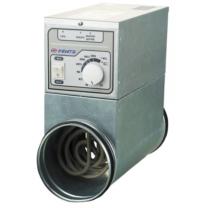 Vents NK 150 U Elektromos Fűtőelem 3600 W 3 Fázisú Beépített Hőmérséklet-szabályozóval (400 V)