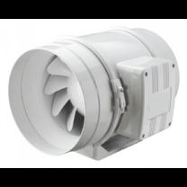 Vents TT 150 Nagyteljesítményű Ipari Csatornaventilátor Műanyag Házzal 2 Fokozatú