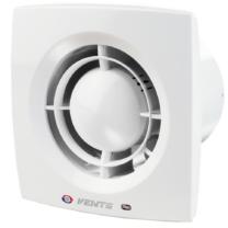 Vents 100 X1 T Lapos Kivitelű Háztartási Ventilátor Időkapcsolóval
