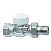 Heimeier termoszt.szelep V-exact II egyenes DN15
