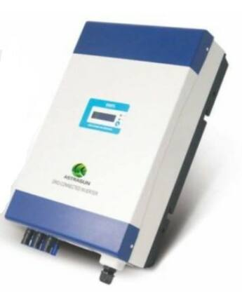 ASTRASUN 3 PH – 17000 TL (17 kW) Hálózat üzemű inverter