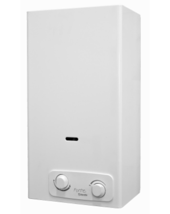 Beretta Fonte 11 LX Átfolyós fali kéményes vízmelegítő Elemes gyújtású