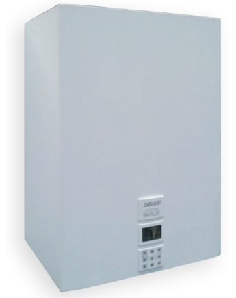 Biasi Inovia Cond Max 35 S Fali kondenzációs Tárolós gázkazán
