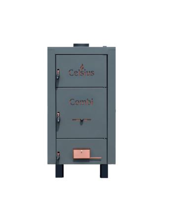 Celsius Combi 45-50 Szilárdtüzelésű Kazán 47 kW
