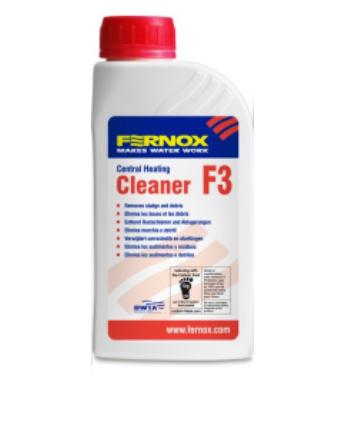 Fernox Cleaner F3 tisztító adalékanyag