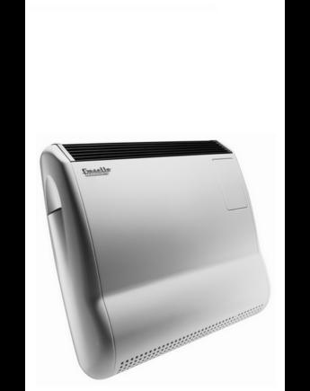 Fondital Gazelle Techno Classic 5000 konvektor napi program 4,6 kW