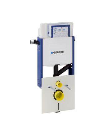 Geberit Kombifix WC szerelőelem fali WC részére Sigma 12cm-es öblítőtartállyal, szagelszívási lehetőséggel