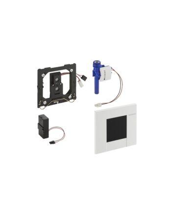 Geberit Bolero automata vizelde vezérlés, infravörös, elemes (Matt króm)
