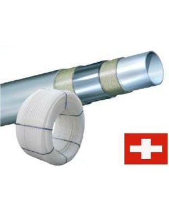 HAKA 10x1,3 PE-RT 5 rétegű cső falfűtéshez
