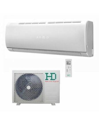 HD HDWI-245C / HDOI-245C Maximus 7 kW -os oldalfali split klíma csomag