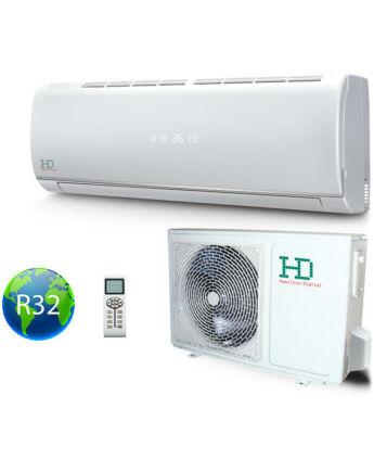 HD HDWI-127A/HDOI-127A Maximus 3.5 kW -os oldalfali split klíma csomag