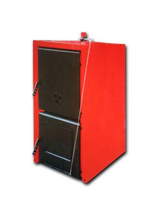Kaloritherm SB-45 FC Szilárdtüzelésű lemezkazán 45 kW (felső füstgázkivezetés)