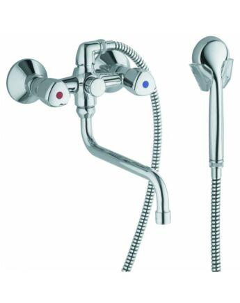 KLUDI SPEZIAL kádtöltő- és zuhanycsap NA 15