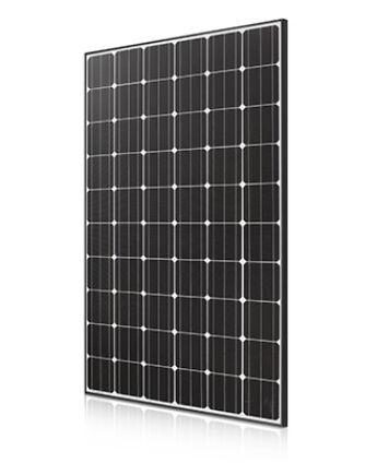 Korax Solar KS-255B Fekete Monokristályos Napelem panel
