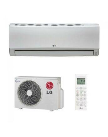LG E09EM Eco plus 2,6 kW-os inverteres fali split klíma csomag
