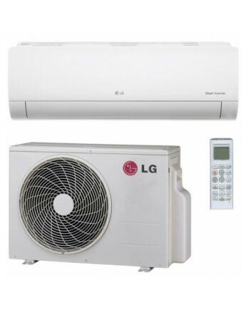 LG PC24SQ Silence Plus 7,1 kW-os inverteres split klíma csomag, beépített Wi-Fi