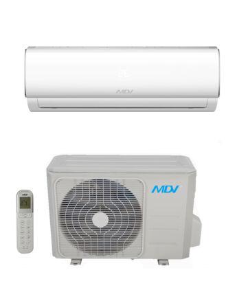 MDV RAM-026-SP 2,6 kW-os oldalfali split klíma csomag