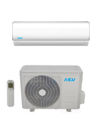 MDV RAM-053-SP oldalfali split klíma 5.3 kW