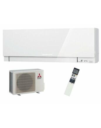 Mitsubishi MSZ/MUZ-EF50VGW Zen Inverteres Prémium oldalfali split klíma csomag 5,0 kW (fehér)