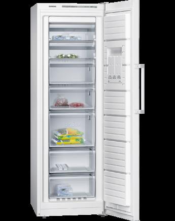 Siemens IQ300 Fehér noFrost, Szabadonálló fagyasztószekrény