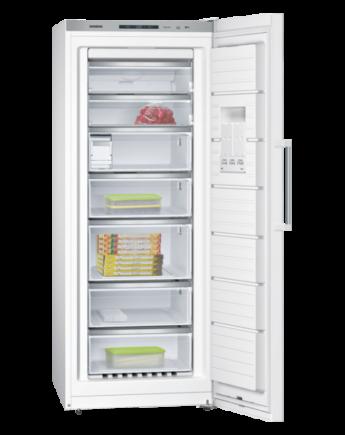 Siemens IQ500 noFrost, Szabadonálló fagyasztószekrény Fehér