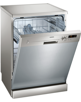 Siemens IQ300 Mosogatógép, 60 cm Szabadonálló készülék - nemesacél színű, 12 teríték