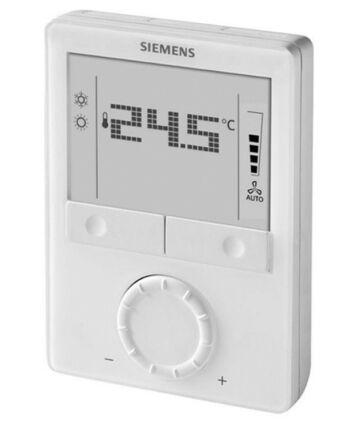 Siemens RDG165KN fan-coil helyiség termosztát