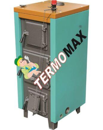 Termomax 49 Vegyes tüzelésű kazán + burkolattal + huzatszabályzóval
