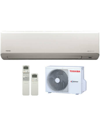 Toshiba RAS-18N3KV2-E1/RAS-18N3AV2-E SUZUMI PLUS Invereres Split klíma csomag 5,0 kW