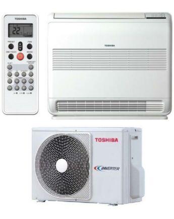 Toshiba RAS-B13UFV-E/RAS-13N3AV2-E Parapetes split klíma csomag 3,5 kW