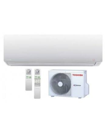 Toshiba Super Daiseikai 9 Premium RAS-13PKVPG-E/RAS-13PAVPG-E Oldalfali Inverteres Split Klíma csomag 3,5 kW