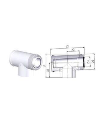 Tricox PPS/ALU Ellenőrző T 80/125