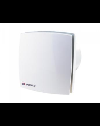 Vents 125 LDTHL Zárt előlappal szerelt dekor ventilátor (fehér) Páraérzékelővel, Időkapcsolóval és Golyóscsapággyal