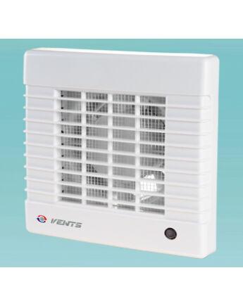 Vents 100 MATHL Automata Zsalus Háztartási Ventilátor Időkapcsolóval, Golyóscsapággyal és Páraérzékelővel