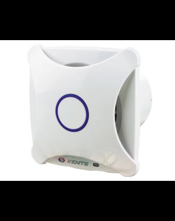 Vents 150 XTH Modern Külsejű Dekoratív Ventilátor (fehér) Páraérzékelővel és Időkapcsolóval