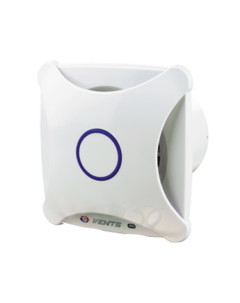 Vents 125 XT Modern Külsejű Dekoratív Ventilátor (fehér) Időkapcsolóval