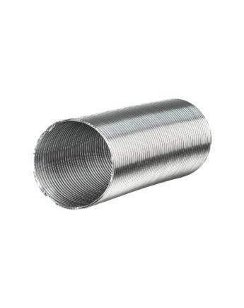 Vents Aluvent Light Na 125 mm Alumínium Flexibilis Cső 1 m