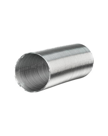 Vents Aluvent Light Na 80 mm Alumínium Flexibilis Cső 1 m