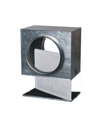 Vents FB 125 Szűrődoboz Lapszűrővel