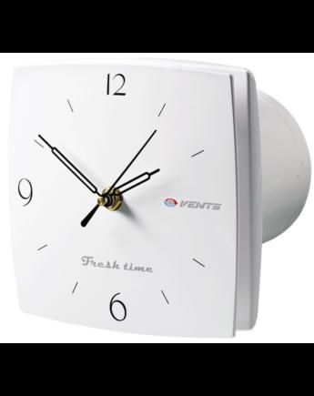 Vents 100 LD Fresh Time TH Dekor Ventilátor Órával, Páraérzékelővel és Időkapcsolóval